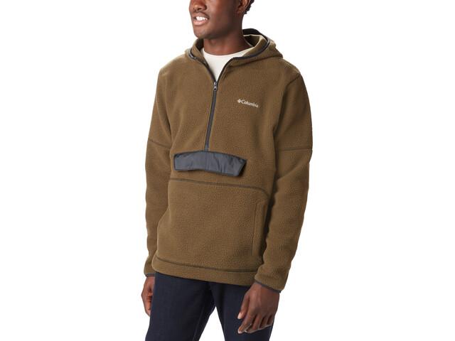 Columbia Rugged Ridge Bluza Mężczyźni, brązowy
